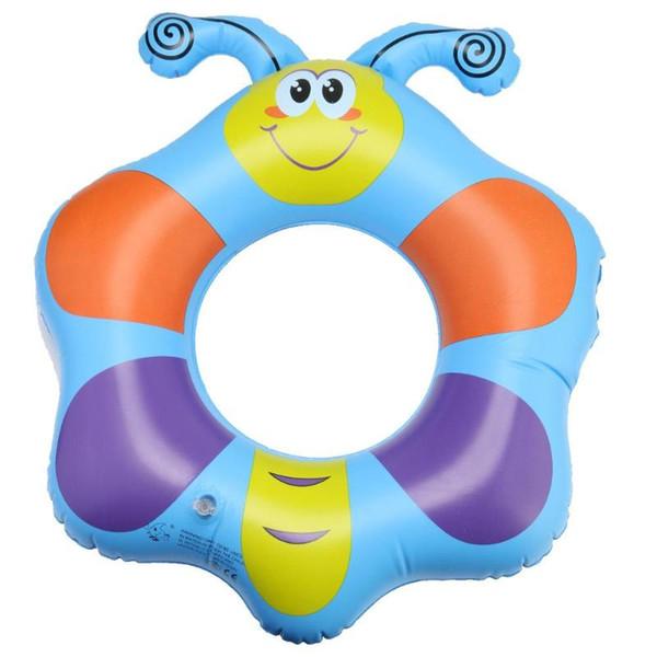 Animal Pattern плавать кольцо Надувного Float Swim Pool Party Floating Ring Circle Air игрушка инфляции оптового