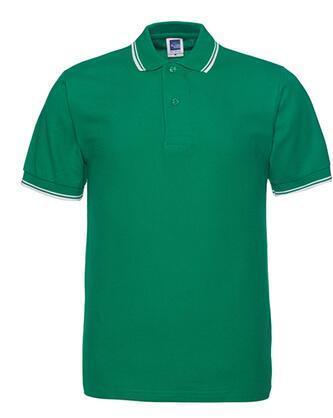 Herren Größe Herrenhemd Mode Polo Design Kurzarm Sommer T-Shirt Revers und Rollkragen Top Poloshirt Männer Marke T-Shirt 5XL