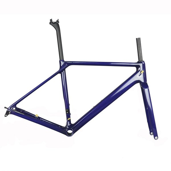 China OEM super light T1000 carbon fiber bike road bicycle frame from Shenzhen, free EMS shpping