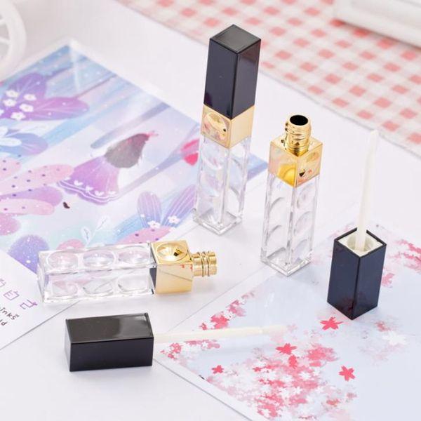 Leere kleine Lipgloss Tube DIY Lip Balm Tools hausgemachte Lippenstift Container leere kosmetische Tube F3041