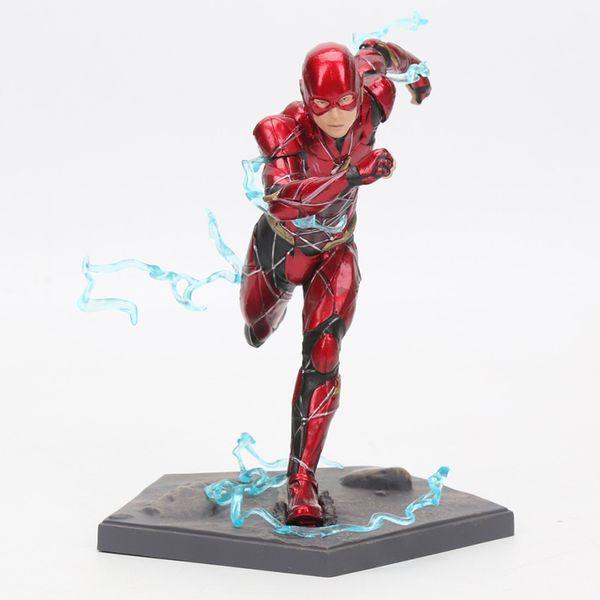 Marvel Batman figure Justice League Iron Studios the Flash ARTFX + STATUE 1/10 Scale PVC Action Figure Collectible Model Toy