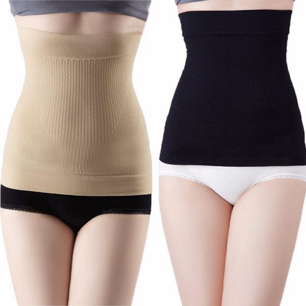 Women Body Tummy Shaper Weight Loss Control Girls Belly Slimming Belt Waist Cincher Corset Girl Slimming Products
