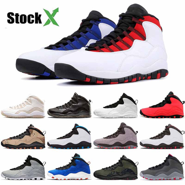 Top Fashion sports sneaker shoes 10s men Westbrook CLASS men GS Fusion Red Tinker Desert Camo 10 youth boys basketball shoes size 40-47