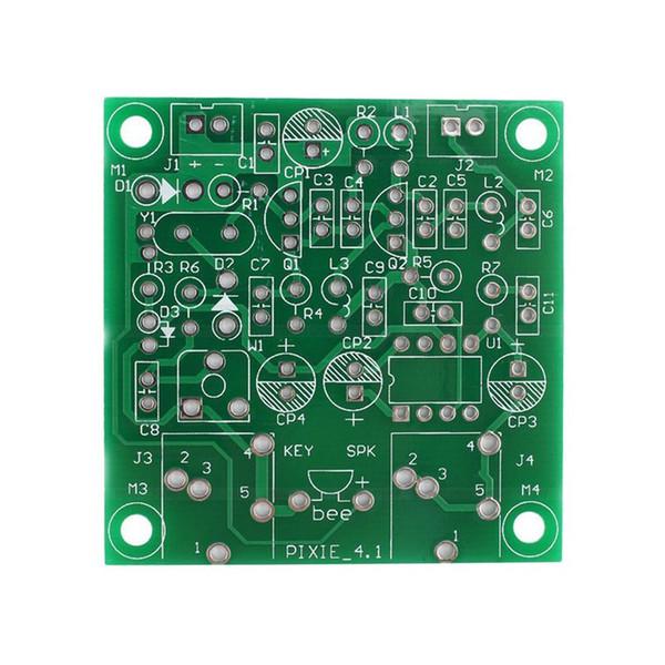 Radio 40M CW Shortwave Transmitter Receiver Version 4.1 7.023-7.026MHz QRP Pixie