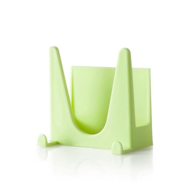 Kitchen Wall Housekeeper Plastic Pot Pan Cover Shell Cover Sucker Tool Bracket Storage Organizer Rack Hanger High Quality wh0582