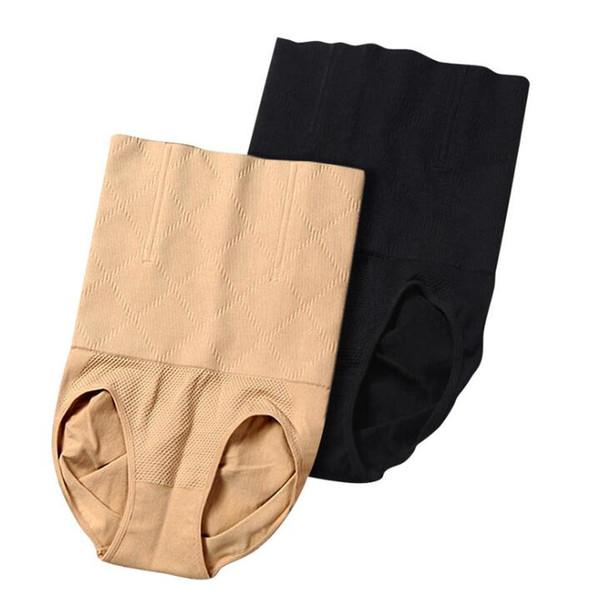 Women High Waist Seamless Shaping Abdomen Women's Tights Underwear Slimming Tummy Control Knickers Briefs Body shaper