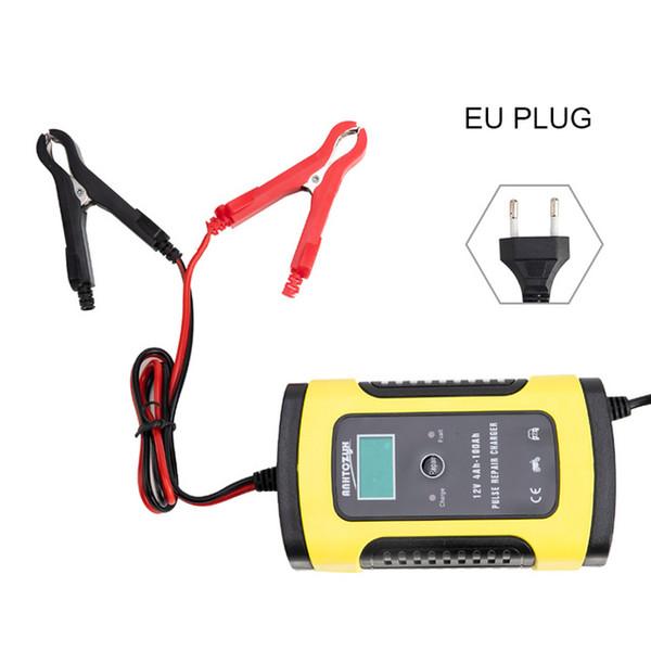 12V 6A EU Plug
