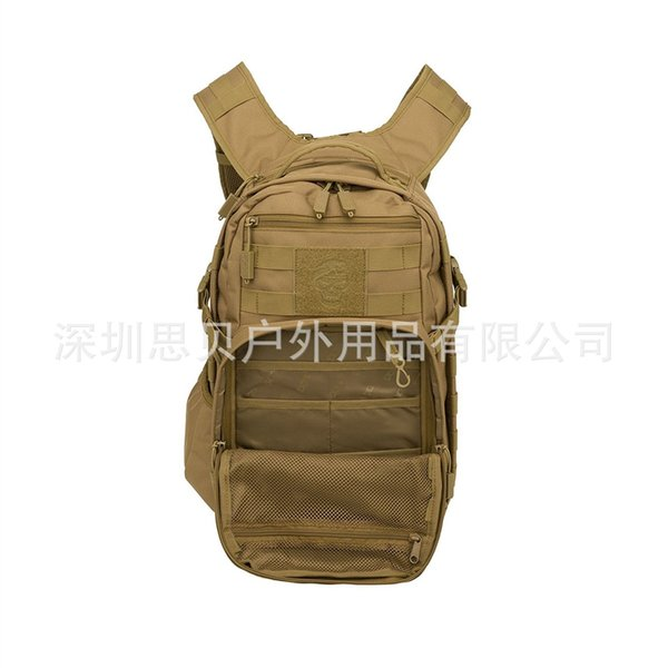 Outdoor Sports Camping&Hiking Climbing Tactical Military Backpack 35L Multifunctional Climbing Backpack mountaineering #772556