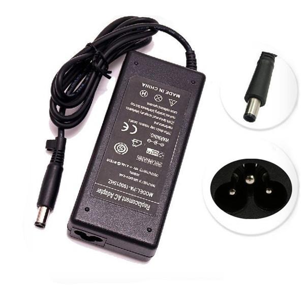 Portátil 19 V 4.74A 7.4 * 5.0 mm adaptador CA cargador portátil fuente de alimentación para HP Pavilion DV3 DV4 DV5 DV6 carga adaptador