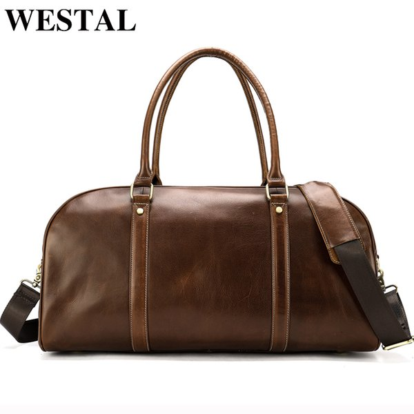 WESTAL Large Capacity Travel Bag for Suit Carry On Luggage Organizer Bag Big Travel Bags for hand luggage Foldable Bags