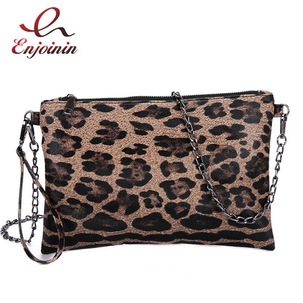 Fashion Wild Leopard Print Zebra Print Pu Leather Casual Ladies Clutch Bag Handbag Shoulder Bag Crossbody Messenger Totes