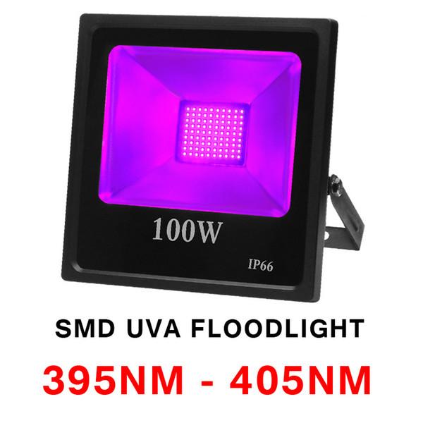 100W 395NM-405