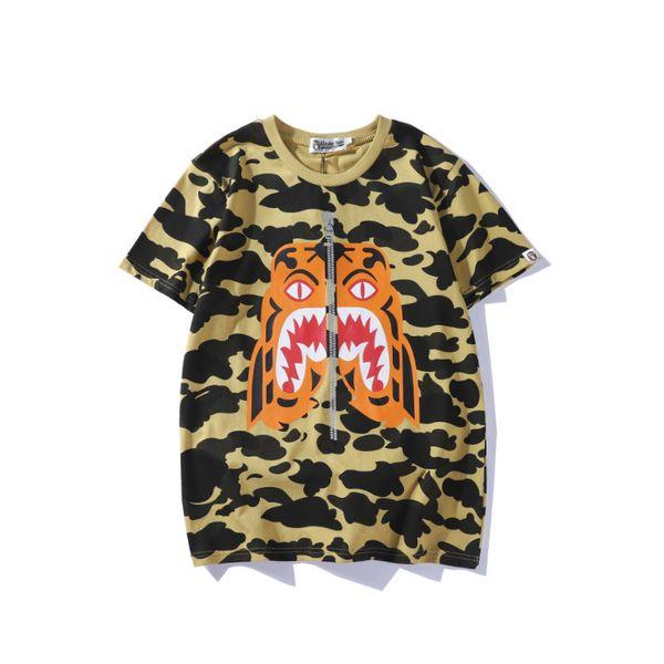T-shirt da uomoTeenagers T-shirt da uomo T-shirt da uomo Tempo libero T-shirt manica corta