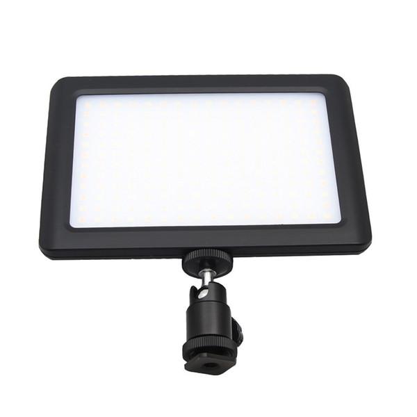 TOP 12W 192 LED Studio Lampada a luce continua per videocamera DV nero