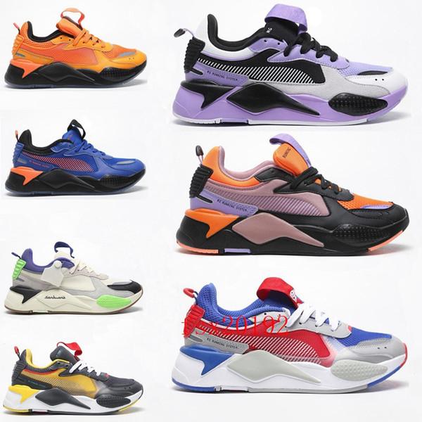 Acheter Puma Rs X Chaussures De Course Baskets 2019 Nite Jogger Jouets De Base Trophée Hotwheels Reinvention Vert Hommes Femmes Marche Designer