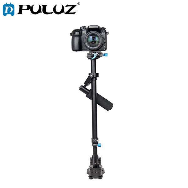 PULUZ S60L 61cm Aluminium-Handstabilisator für DSLR-Kamera DV Steadicam DV-Kamera-Standhalter