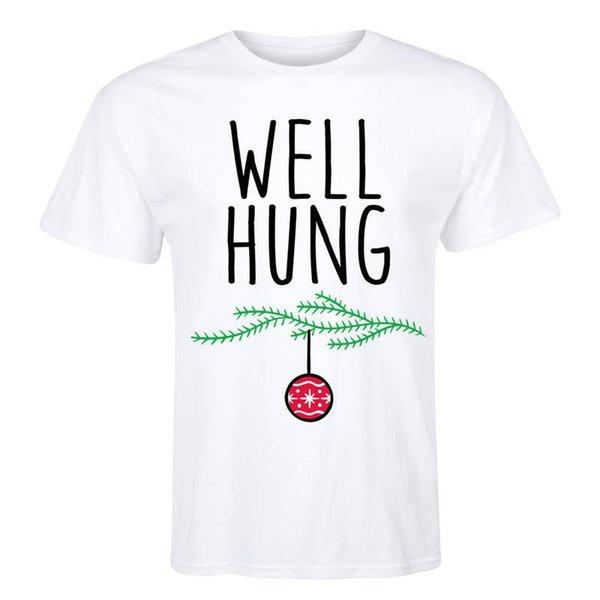 Özel T Shirt Çevrimiçi O-Boyun Iyi Hung Süs Süsleme Kısa Kollu Erkek Tee Gömlek