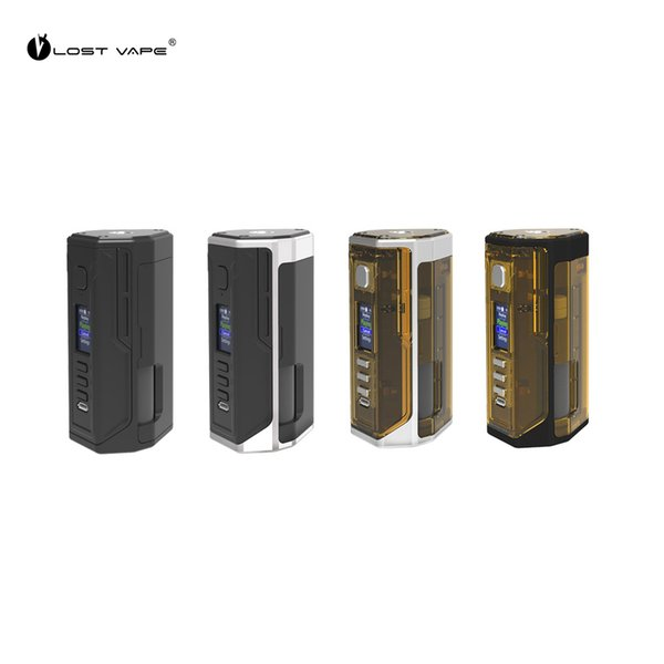Original Lost Vape Drone BF DNA250C 200W TC Mod with DNA 250C Board Chipset Squonk Mod Without Battery 8ml E-Juice capacity bottle