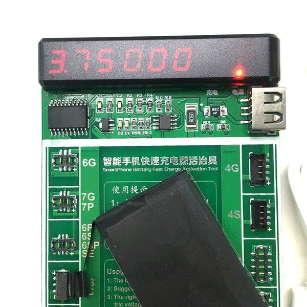 Batería de repuesto de la mejor calidad para 5G 5S SE 6G 6S 6PLUS 6SPLUS 7G 7PLUS Envío gratuito de Fedex UPS