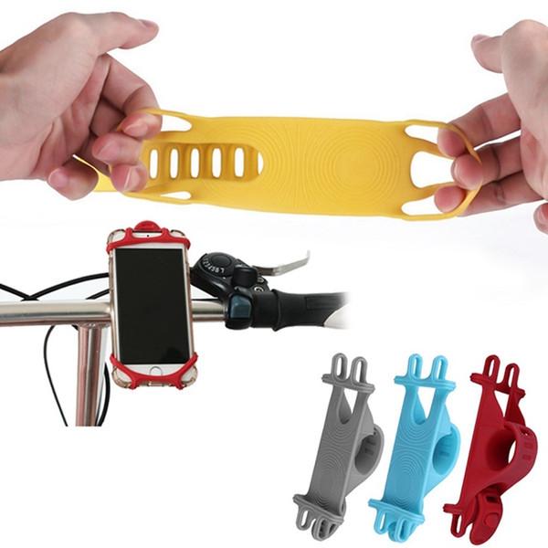 Portabiciclette per bicicletta per iPhone Samsung Porta cellulare universale per bici Supporto per clip GPS Supporto per GPS # 41689