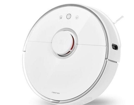 New white roborock 5 robotic vacuum and mop cleaner 2000pa uper power uction wi fifi with 5200mah battery capacity on ale
