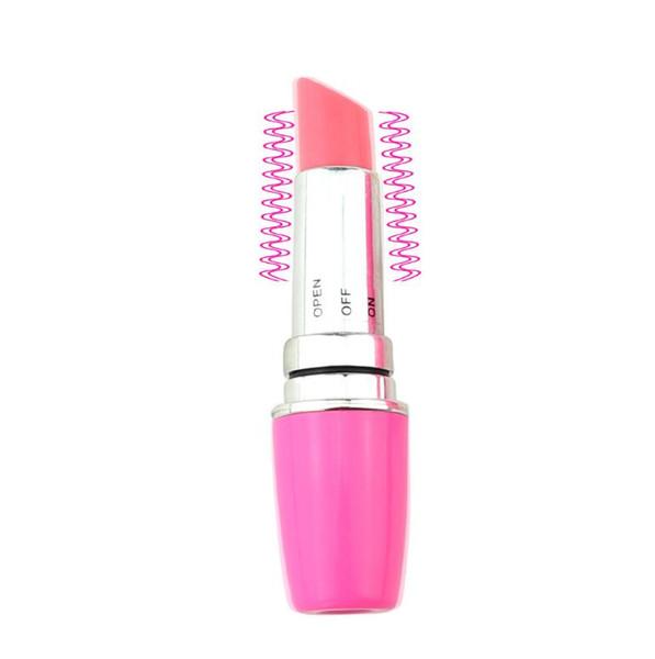 See_Katy Adult Sexual Health Portable Mini Compact Lipstick Jumping Egg AV Stick Female Masturbation Vibrator Sex Toys SCR0134