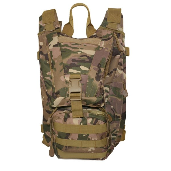 TAK YIYING 1000D Outdoor Military Army Tactical Backpack Hunting Camouflage Bag #627236