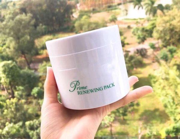 Big volume 200ml prime renewing pack happine facial cream ma k anti age face ma k