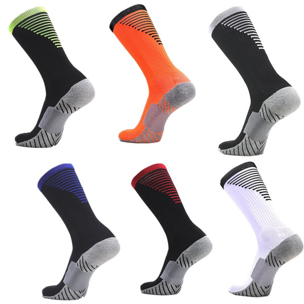 High Quality Professional Sports Soccer Socks Fitness Running Basketball Camping & Hiking Cycling Football Sock for Men Women