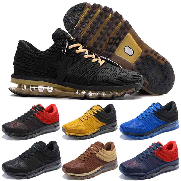 Hochwertige Vapormex Outdoor Orange Großhandel Grau Schuhe 2017 KPU Women Mexes Airmax Herren Kissen KPU BENGAL Nike Designer Shoes Men Schwarz Gold 7v6bYfgy