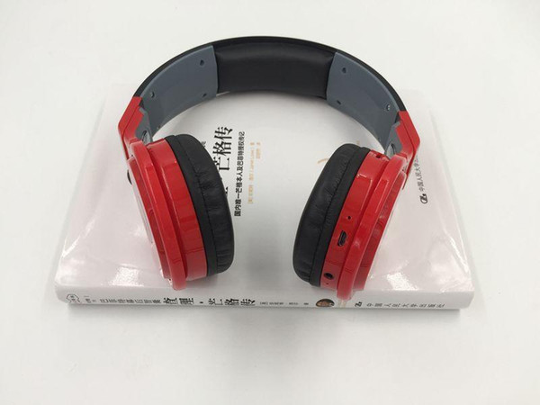 A++++ New hot selling New Popular Cheap Wireless Headphones Wireless Headphones with Retail Box support TF Card drop shipping EUB