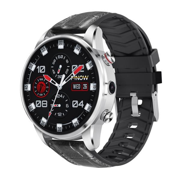 Top Smartwatch X7 Fashion Powerhouses - Forme physique en acier inoxydable Fonctions d'appel et notifications Tech Touchscreen Wear Watch Montre intelligente pour la santé