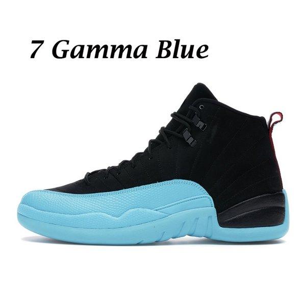 bleu 7 Gamma