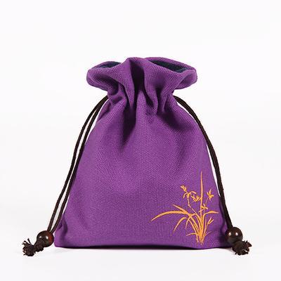 13x15cm purple
