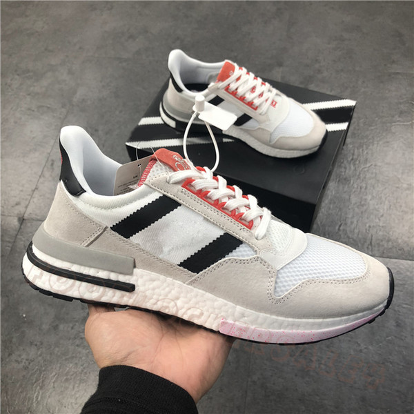 more photos 6c261 97ad1 2019 Ultra ZX 500 Running Shoes Goku Wheat Bone White Grey Black Mens  Trainers ZX500 Boost Woman Luxury Designer Sports Shoes Run Sneakers 36 45  From ...