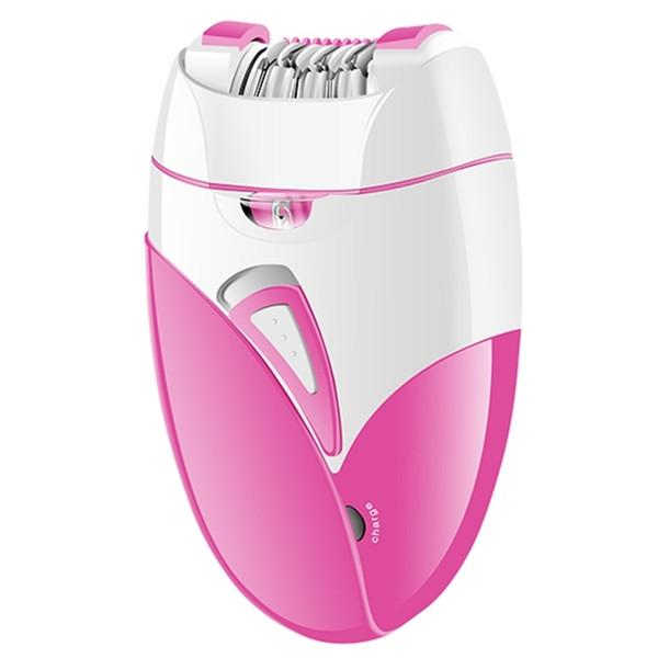 100-240v mujeres recargables depiladora depiladora eléctrica para remover el vello facial Bikini Trimmer piernas depilatorias SH190725