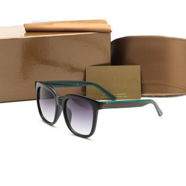 Gucci 0034 Lentes de sol de lujo para mujer Diseñador Pata de metal sin montura Estilo de mariposa Sombrillas de moda gafas con gafas de tendencia noble con original