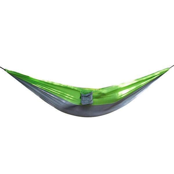 Promoções de Alta qualidade Ultraleve Ao Ar Livre de Peso Leve duplo Camping caminhadas hammock