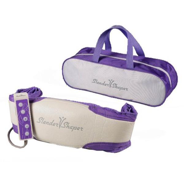 Slender Shaper Oscillating Slimming Belt Vibration Massage Belt Fat Reduncing Weight Loss Management Losing Effective