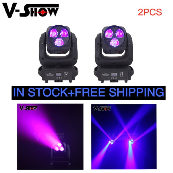 best selling 2pcs 3x40w rgbw led beam wash zoom moving head zoom light dmx control dj disco light for stage and bar