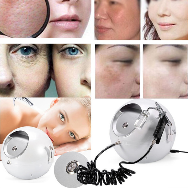 Portable O2 Oxygen Jet Peel Water Oxygen Skin Rejuvenation Acne Removal Skin Care Machine Oxygen Sprayer