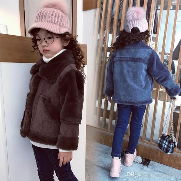 2018 весна и осень корейская версия ins супер огонь девушки мода кардиган большой мальчик высокий воротник свитер пальто сплошной цвет пальто