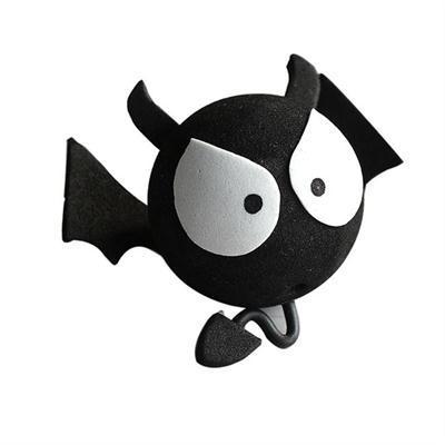 decoration for 1/2Pcs Big Eyes BAT Antenna Ball Aerial Topper Balls Toppers toon Car Roof Decoration For Car
