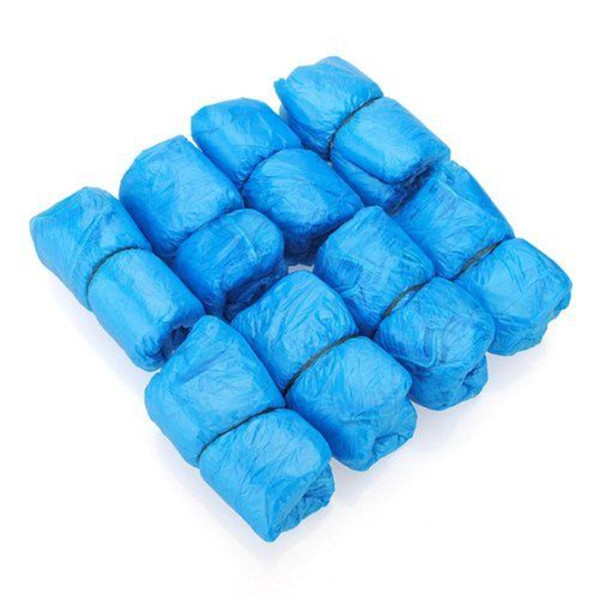 синий бахилы