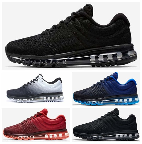 New Unisex air 2017 360 Running Shoes For Men women 2016 Sports Sneakers Trainers High Quality Black White Red Green US size5.5-11