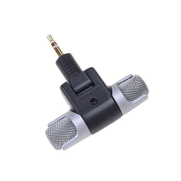 3,5-мм мини-микрофон для электретных конденсаторов ECM-DS70P Беспроводной стереомикрофон для ПК MD-камеры