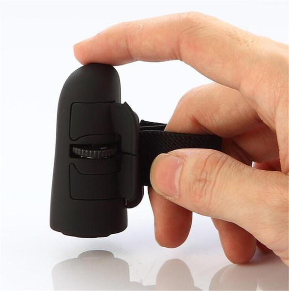 Großhandel kreative 2,4G Bluetooth drahtlose Maus photoelektrische Mini faule Maus 10M Bluetooth Verbindung Computer Notebook Netzwerk TV