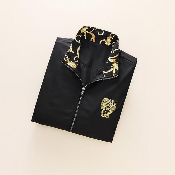 2019 Europa Itay Otoño Moda para hombre Ropa de mujer Futuro Lujo Con capucha Camiseta de manga larga Story Sudadera de algodón Sudadera con capucha