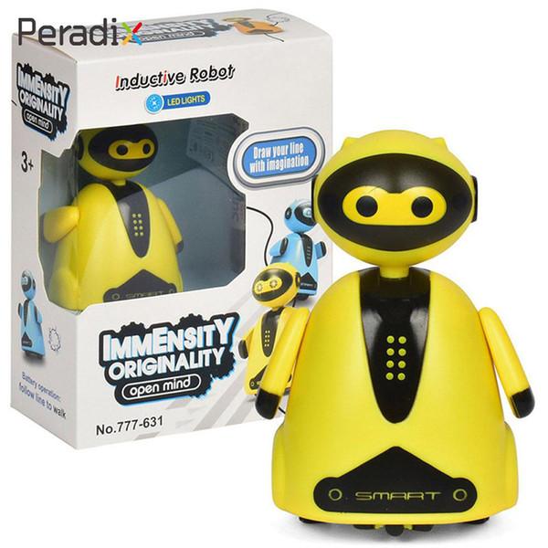 Robot giallo