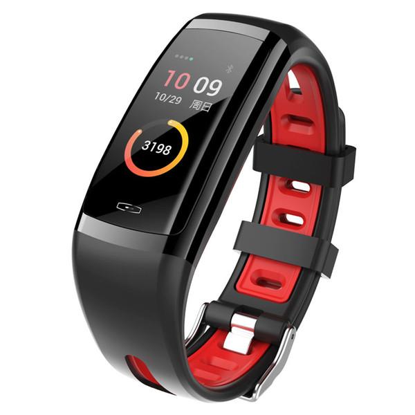 New Healthy Smart Band Blood Pressure And Heart Rate IP67 Waterproof Bracelet Sport Watch Fitness Tracker watch For Men Women